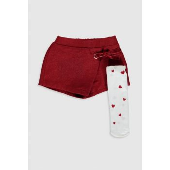 Baby Girl Red Gzl Suit 9WQ772Z1