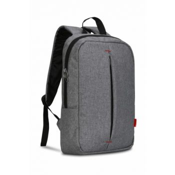 Rome Series 15.6 inch Backpack - Gray PR-R164
