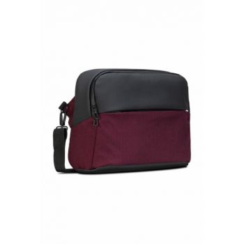 NT1305 Hand Bag 14 Inch Compatible Laptop Notebook Hand Bag - Black - Burgundy