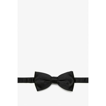 Men's Black Bowties 0KAM89107VA