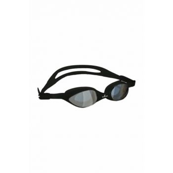 Unisex Black Swimmer Bathing & Goggles - 17YKSK0L2224