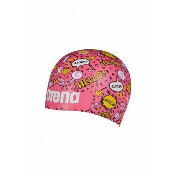 1E774 Poolish Moulded Adult Swimmer Cap