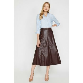Women's Black Skirt 0KAK72399UW