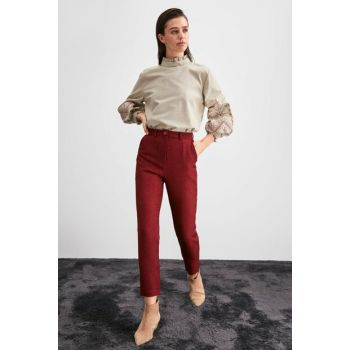 Bordeaux Basic Trousers TWOAW20PL0631