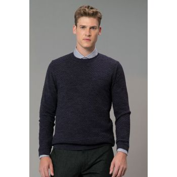 Men's Proced Sweater Purple 112090026100850