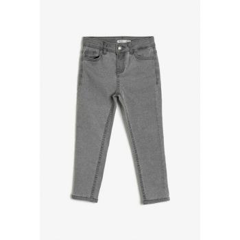Gray Boy TROUSERS 0YKB46277DD