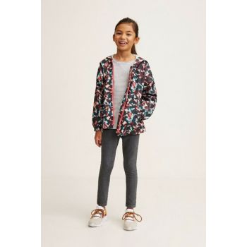 Dark Pomegranate Girl Child Jacket 33060524