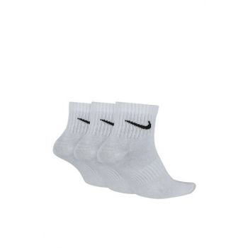 Unisex Socks - U NK EVERYDAY LTWT ANKLE 3PR - SX7677-100