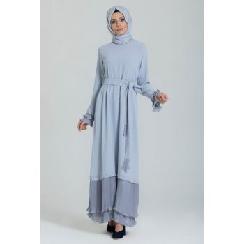 Women's Gray Dress 12649-S22