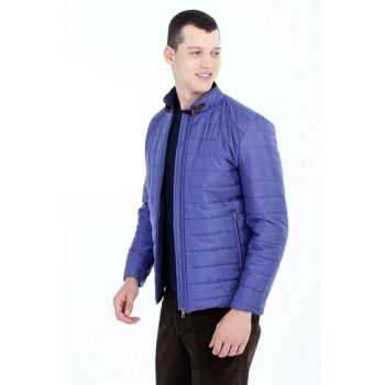 Slim Fit Quilted Jacket 81341