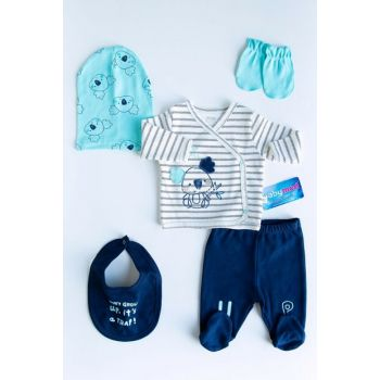 Blue Baby Boy Hospital Outlet Baby Team CEKVWZ56