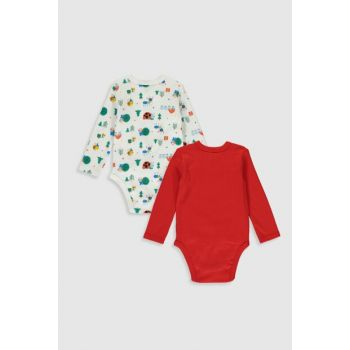 Baby Boy Snaps Body 2 pcs 9WH127Z1