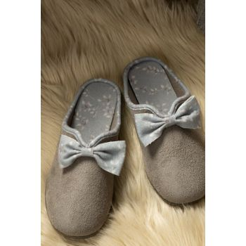 Women's Bow Slipper 1KTERL0326-8682116106788