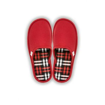 Red Women's Slippers TWIGYRR0241