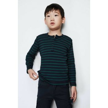 Boys Patterned T-Shirt 19FW0NB3521