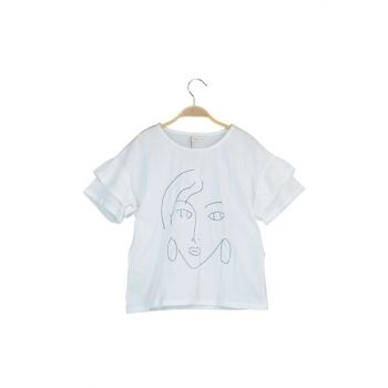 White Children's T-Shirt 33010706