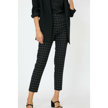 Women Black Trousers 0KAK42615UW