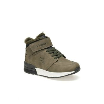 KOMOR 9PR Khaki Boys Sports Shoes