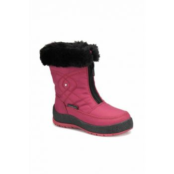 Fuchsia Girls' Snow Boots
