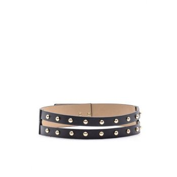 Belt with Gold Trok K-AW19020