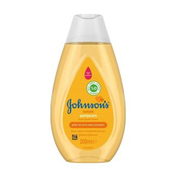 Johnsons Baby Baby Shampoo 200 ml New 44885