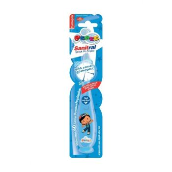 Pepee Light Toothbrush - Blue PEP-0093
