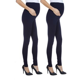 LuvmaBelly MYRA8001_8009 Belly Adjustable Maternity Tights Set ERROR_MYRA8001_8001