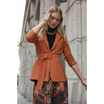 Taba Button Detailed Jacket TWOAW20CE0205