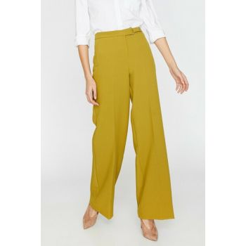 Women's Green Pants 0KAK42263UW