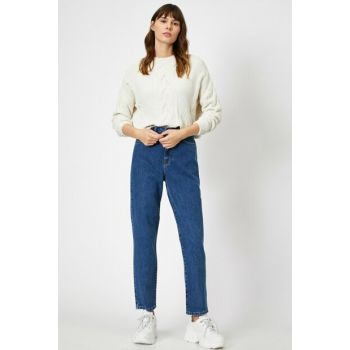 Women Blue Trousers 0YAK47236MD
