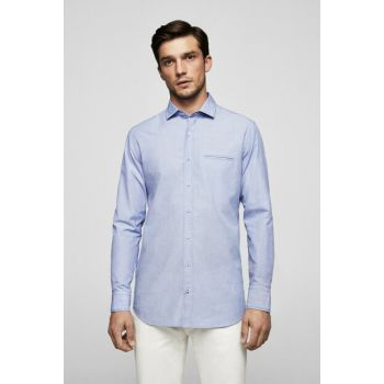 Men's Blue Shirt 13003025