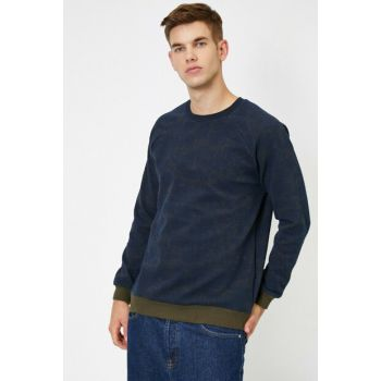 Men's Green Sweater 0KAM91233LK