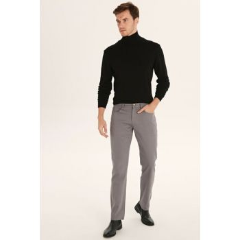 Men's Gray Trousers 9W0628Z8
