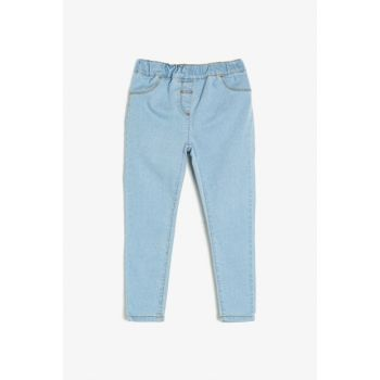 Blue Children Trousers 0KKG47329OD