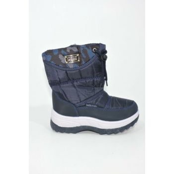 Navy Blue Unisex Boots & Booties 1055.P.144