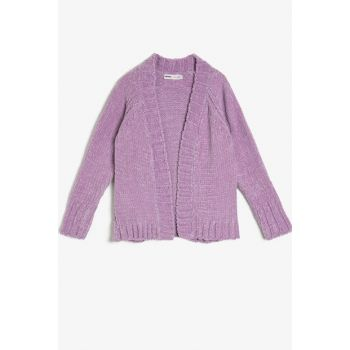 Purple Kids Cardigan 0KKG97338OT