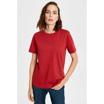 Women's Red T-shirt 0S4953Z8