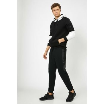 Men's Black Sweatpants 0KAM41090MK
