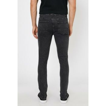 Men's Gray Trousers 0KAM43044MD