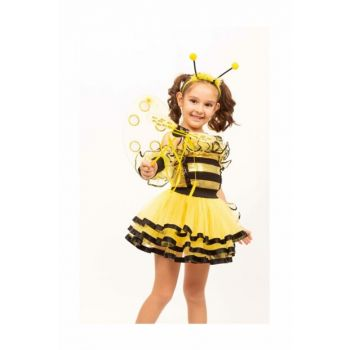 Bee Missbzz 7 Age Girl Costume ST00031-6