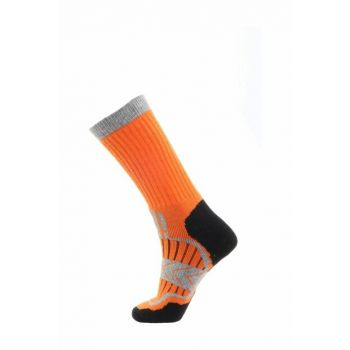 Outdoor Socks Orange PNZ-460532ORBLGRY93mn