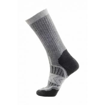 Outdoor Socks Gray / Black PNZ-460532GRYANTGRY9fd