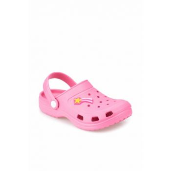 Pink Girl Slippers 000000000100372259