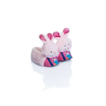 Pink Unisex Children Animal Slipper NN0534