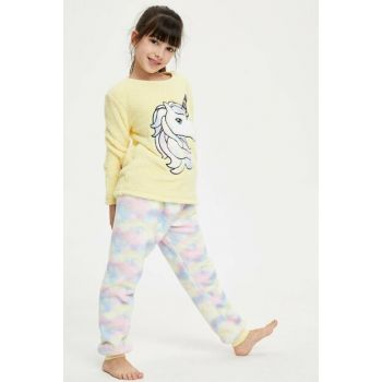 Unicorn Printed Sleepwear M2083A6.19AU.YL83