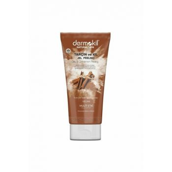 Cinnamon and Clay Gel Exfoliating 200 ml 8697916006893