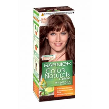 Hair Color - Color Naturals TR 5.52 Chocolate Brown 3600540310613