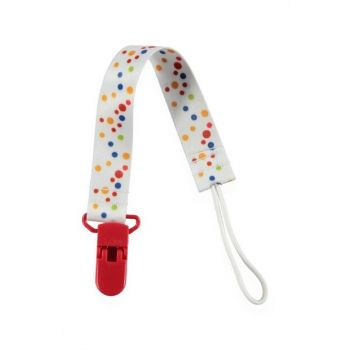 Patterned Easy Use Pacifier Hanger 2558000245528