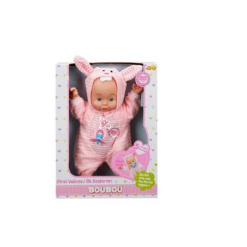 Baby Animal Costume and Pacifier 5 - Pink S00001226-34034
