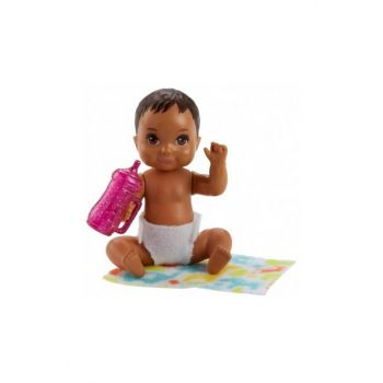 Baby Sitting Play Set FHY76 - Brunette T000FHY76-36362